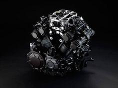 Yamaha Vmax Engine