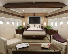 Boeing 747-8 VIP Concept Interior