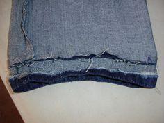 Amadas, era tudo o que eu precisava...  Aprender a fazer barra de calça jeans.  Paguei tanto por esse serviço, mas à partir de agora far...