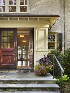 Entry Porch Design, Pictures, Remodel, Decor and Ideas - page 10