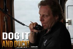 Good strategy @northwesternsig! #DeadliestCatch
