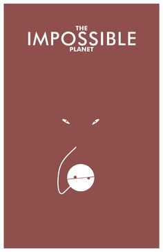 The Impossible Planet poster by balancedpersonality #Doctor_Who