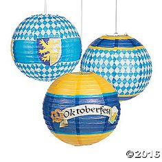 Transform your space for your Oktoberfest celebration when you hang these…