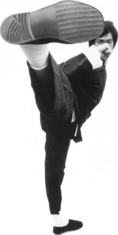 Bruce Lee, In your FACE.