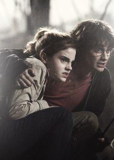 """It's the Dark Mark, Harry. It's his mark."" ~ Hermione #GobletofFire #QuidditchWorldCup #DeathEaters"