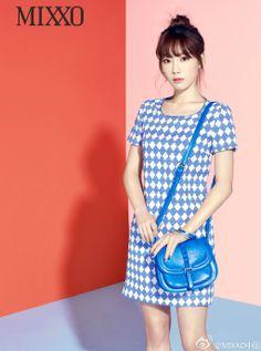 SNSD Taeyeon Mixxo 2014