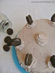 Pastel de Cookies and Cream- pastel de galletas Oreo