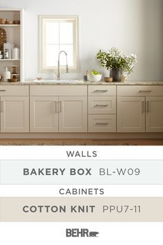 Color Of The Month Optimum Blue Colorfully Behr Kitchen Wall Colors Paint For Kitchen Walls Kitchen Cabinet Colors
