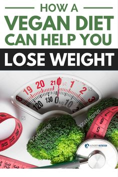 Going vegan has several health and environmental benefits, but can it help with weight loss? Medical Weight Loss, Weight Loss Diet Plan, Best Weight Loss, Lose Weight, Plant Based Diet, Plant Based Recipes, Food Hacks, Food Tips, Nutrition Articles