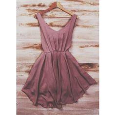 The Vogue Fashion: Smart Mauve Silk Mini Dress Mauve Dress, Dress Up, Dusty Rose Dress, Skater Dress, Purple Sundress, Flare Dress, Rose Pink Dress, Wine Dress, Pink Dress Casual