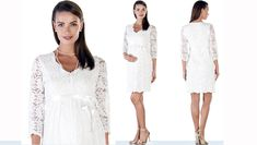 Love this Ebru Maternity Lace Dress    Shop Online www.ebrumaternity.com WORLD WIDE DELIVERY Lace Dress, White Dress, Online Dress Shopping, Babyshower, Maternity, Delivery, Dresses, Fashion, Baby Sprinkle Shower