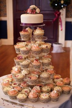 Beautiful cup cakes - photo by Clearmoments