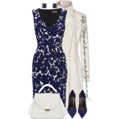 """""""Phase Eight Erica Floral Dress"""" by stay-at-home-mom on Polyvore"""
