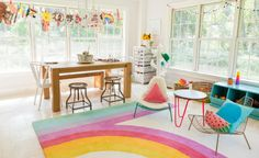 How to Create the Perfect Playroom for Every Age