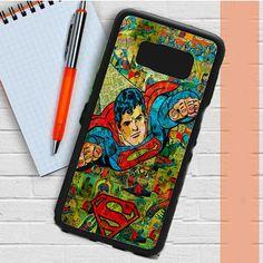 Superman Comic Samsung Galaxy S8 Plus Case Casefreed