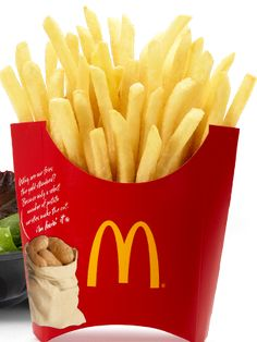 I'm Eating These Copycat McDonald's Fries Without The Fast Food Guilt.