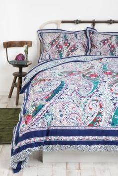 Paisley Bed Spread