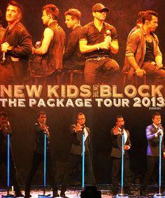 ♥ New Kids On The Block ♥ Dear me...... Eeeeek... I was there... Seen it!!!!!  Woot Woot!!