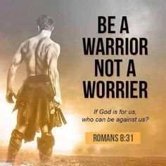 God's Everlasting Love Romans (NKJV) - What then shall we say to these things? If God is for us, who can be against us? Christian Warrior, Christian Life, Christian Quotes, Scripture Quotes, Bible Scriptures, Faith Quotes, Faith Bible, Jesus Faith, Warrior Quotes