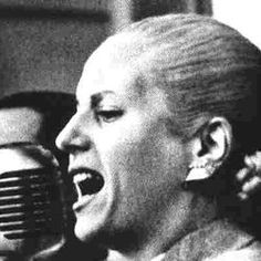Eva Peron - María Eva Duarte de Perón; (7 May 1919 – 26 July 1952) was the second wife of President Juan Perón (1895–1974) and served as the First Lady of Argentina from 1946 until her death in 1952. She is often referred to as simply Eva Perón, or by the affectionate Spanish language diminutive Evita.