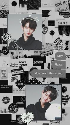 Kpop Wallpaper, Tumblr Wallpaper, Galaxy Wallpaper, Aesthetic Iphone Wallpaper, Aesthetic Wallpapers, Bae Jinyoung Produce 101, Walpaper Black, Seventeen Wallpapers, First Love