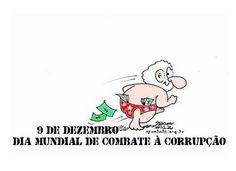Dia Mundial de Combate a Corrupcao
