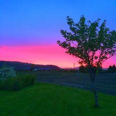 Heaven is a place on earth | #landscapesofnorway #midnight_in_norway #midnightsun #mittnorge #tbsommer #landskap #landscapesofnorway #tronderbladet #trøndelag #visitnorway #ilovenorway #melhus #melhusbankenmai #blue #pink #heaven #himmel #nature #nature #skyporn #sky #beautiful #vakkert #lifeisgood #bestofnorway #essenceofnorway #yrbilder #sunset #solnedgang