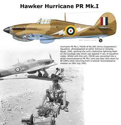 Hurricane PR Mk.I