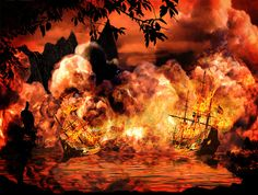 When it comes to your goals in 2013 - Burn the Ships!