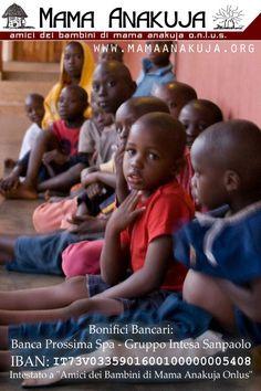 SOCIAL(E)    Sul nostro sito www.passarosposa.it è attiva una sezione chiamata Social(e) in cui supportiamo l'immenso lavoro di Mama Liliana nell'orfanotrofio in Kenya che ha tirato su da zero.    Se a voi sembra che l'Italia stia attraversando un brutto periodo, loro di sicuro saprebbero farci tornare coi piedi a terra.    FORZA DONNE!!!