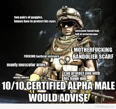 battlefield 3 memes | battlefield 3 male analysis , 7.0 out of 10 based on 3 ratings