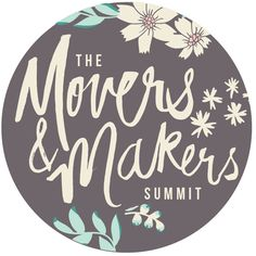 Come away with me. The Movers and Makers Summit: #Charleston, SC #creative #retreat + #conference Save $200 - early-bird pricing ends soon!