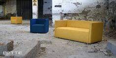 BETTIE waiting furniture by Domingo
