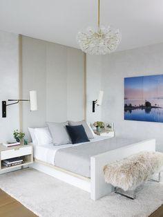 One Vandam PHB // Master Bedroom