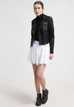 Pepe Jeans Fifi Falda Plisada 800white vestidos y faldas plisada pepe Jeans Fifi falda 800white CentralModa.eu