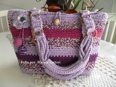 Crochetcetera y tal: Bolsos