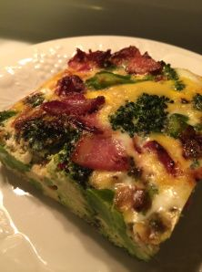 Bacon Broccoli Frittata Paleo Primal