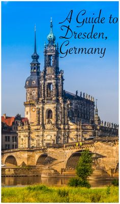 A Guide to Dresden Germany, with points of interest, cool facts, and all things to do and see Wismar Germany, Cities In Germany, Dresden Germany, Visit Germany, Germany Travel, Germany Castles, Trekking, Holidays Germany, Wanderlust