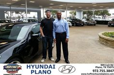 AT HUFFINES HYUNDAI OF PLANO, I WAS TREATED ESPECIALLY WELL BY THE ENTIRE STAFF BEFORE AND DURING THE TRANSACTION OF BUYING MY NEW GENESIS COUPE. FRANK WHITE, THE SALES REPRESENTATIVE THAT HELPED ME GET THE CAR WAS A GREAT GUY AND REALLY CARED ABOUT ME, NOT JUST MAKING ANOTHER SALE. I HIGHLY RECOMMEND ANYONE THINKING ABOUT BUYING A CAR TO COME AND CHECK OUT THIS DEALERSHIP FIRST BEFORE YOU GO ANYWHERE ELSE.  David Pridemore Wednesday, February 04, 2015