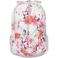 The North Face Jester Floral Print Women s Backpack 707bcbf6cba