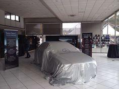 nuova serie C Mercedes in 4 concessionarie della Campania