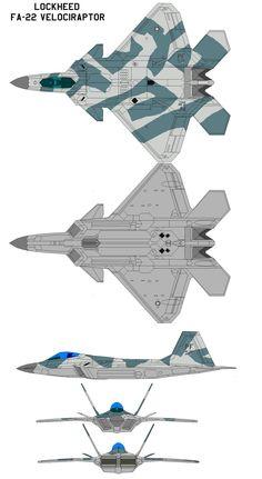 Lockheed Velociraptor by on DeviantArt Attack Helicopter, Military Helicopter, Military Jets, Military Aircraft, Jet Fighter Pilot, Air Fighter, Fighter Jets, Bugs Bunny Drawing, Avion Jet