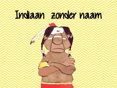 Indiaan zonder naam