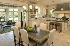 beautiful layout with sunroom @ Home Renovation Ideas
