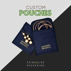 """Our custom-made pouches can be an excellent alternative to traditional packaging elements, such as shopping bags and boxes! 🛍️ They can be tailor-made for jewelry, sunglasses, apparel, dust bags, shoe bags, and many other applications. Click on the link check out all our options! 📲"""" Ecommerce Packaging, Packaging News, Free Quotes, Custom Printing, Shopping Bags, Pouches, Alternative, Environment, Boxes"""