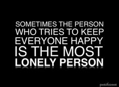 learning how true this is, it can't be all about seeking the approval of others.