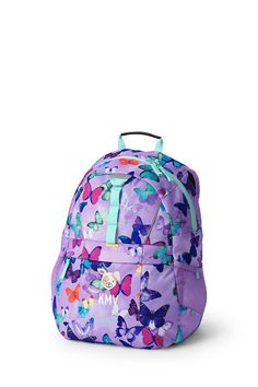032cf4c407 ClassMate Small Backpack - Print. Cute BackpacksSchool BackpacksSmall  BackpackLands EndSchool UniformShopping BagBack To SchoolSmarty PantsKids  Outfits