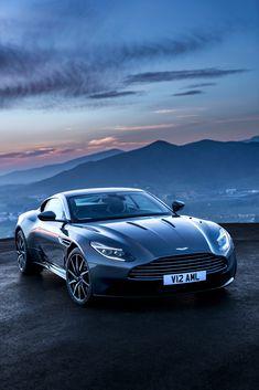 Aston Martin is the most iconic luxury British sports car. Racing is the lifeblood of Aston Martin. We have few superb Aston martin wallpapers. Aston Martin Db11, Aston Martin Vanquish, Martin Car, New Sports Cars, Sport Cars, Maserati, Lamborghini, Ferrari, Jets Privés De Luxe