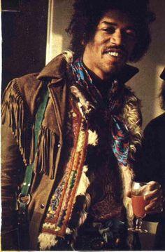 Jimi Hendrix '69
