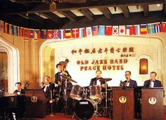 Image result for old shanghai musicians Old Shanghai, Musicians, Broadway Shows, Street, Image, Music Artists, Walkway
